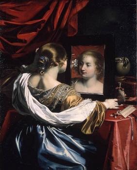 Preciosite for Fille au miroir