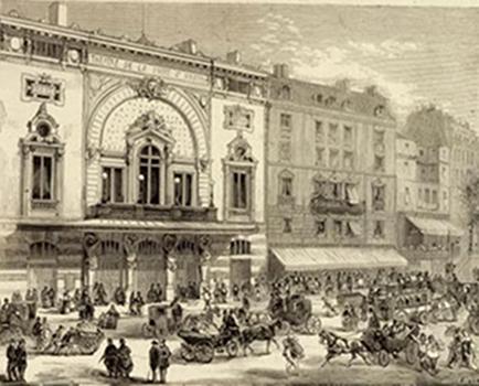 Antony - Petit theatre de la porte saint martin ...